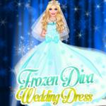 Frozen Diva: Wedding Dress