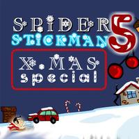 Spider Stickman 5: Xmas Special