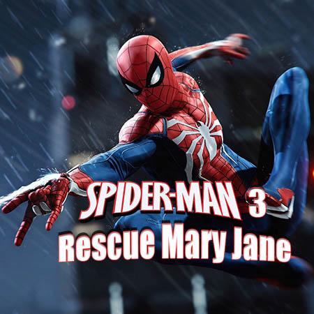 Spiderman 3: Rescue Mary Jane