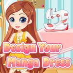 Design Your Manga Dress