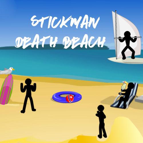 Stickman Death Beach