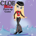 Cloe Bratz Dress Up Game