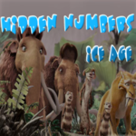 Hidden Numbers Ice Age
