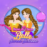 Now & Then Belle Sweet Sixteen