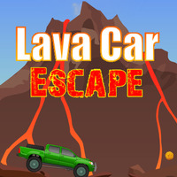 Lava Car Escape