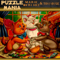 Puzzle Mania Marie Berlioz & Toulouse