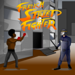 French Street Fighter