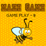 Maze Game: Game Play 9
