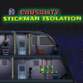 Causality Stickman Isolation