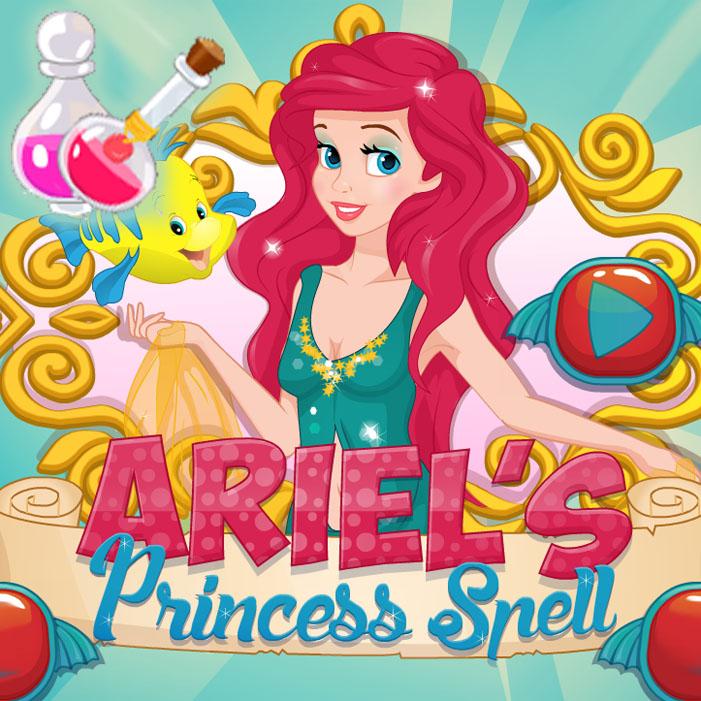 Ariel's Princess Spell