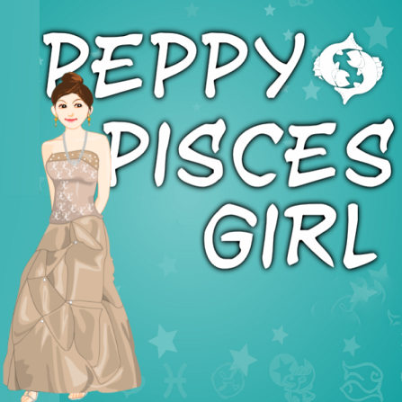 Peppy Pisces Girl