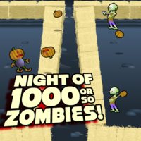 Night of 1000 Or So Zombies