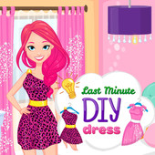 Last Minute DIY Dress
