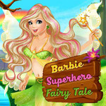 Barbie Superhero Fairy Tale