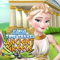 Elsa Time Travel Ancient Greece