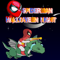 Spiderman Halloween Night