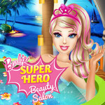 Barbie Superhero Beauty Salon