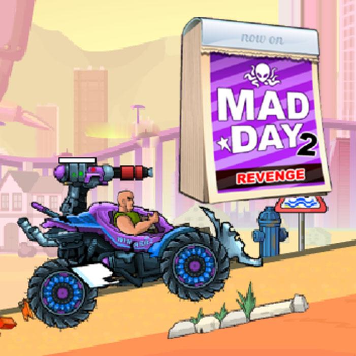 Mad Day 2: Revenge