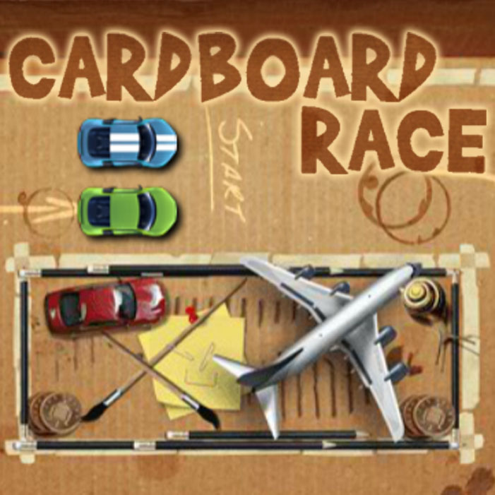 Cardboard Race