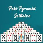 Poki Pyramid Solitaire