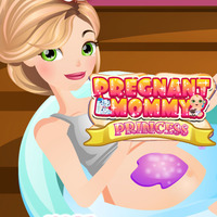 Pregnant Mommy Princess