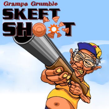 Grampa Grumble Skeet Shoot