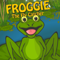 Froggie The Fly Catcher