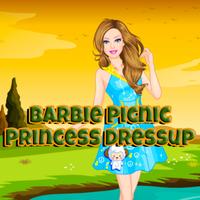 Barbie Picnic Princess Dressup