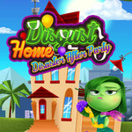 Disgust Home Disaster After Party