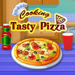 Cooking Tasty Pizza