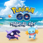 Pokemon Go Magical Hat