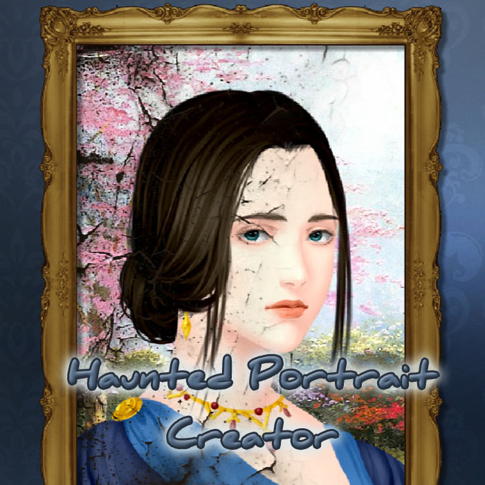 Haunted Portrait Creator