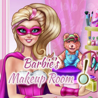 Barbie's Makeup Room
