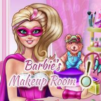 Barbie's Makeup Room