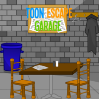 Toon Escape Garage