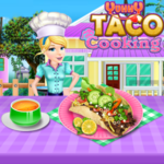 Yummy Taco Cooking