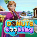 Donuts Cooking