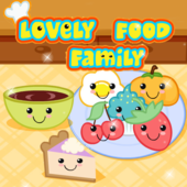 Lovely Food Family