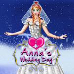 Anna's Wedding Day