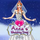 Anna's Wedding Day