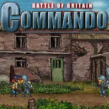 Battle of Britain Commando