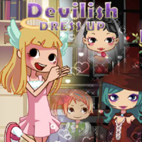Devilish Dress Up