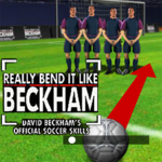 Really Bend It Like Beckham David Beckham's Official Soccer Skills