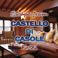 Escape From Castello Di Casole Hotel