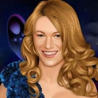 Blake Lively Make-Up