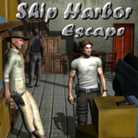 Ship Harbor Escape