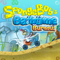 SpongeBob's Bathtime Burnout 2