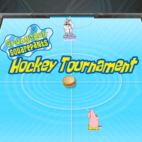 SpongeBob SquarePants: Hockey Tournament
