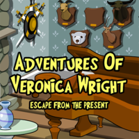 Adventures of Veronica Wright Escape from the Present