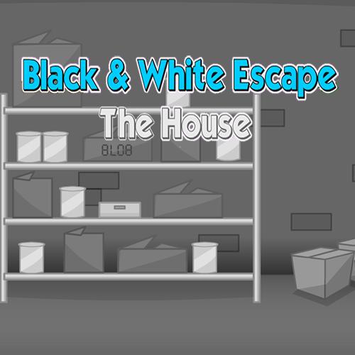 Black & White Escape The House